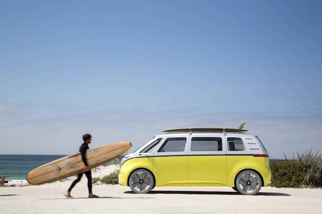 ワーゲンバスが電気自動車となって帰ってくる! フォルクスワーゲン、「I.D. Buzz」を2022年に発売すると正式発表
