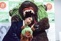 ゆうばり国際ファンタスティック映画祭2020 Powered by Hulu オープニングセレモニーに登場した山田裕貴、メロン熊