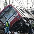 京急脱線事故、直前に何が? なぜトラックは踏切に進入したのか