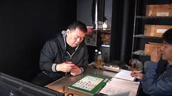 元関脇・貴闘力が「お金の受け渡しは一切なし」でプロ野球開幕戦を予想!/(C)テレビ朝日