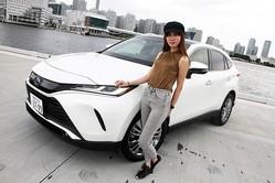 トヨタ ハリアー試乗記・評価 紳士的なSUV!