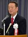 国民民主党の小沢一郎衆院議員