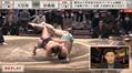 脳天からの落下で決着した大相撲の一番に館内騒然 「ふつうは首折れます」