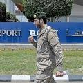 サウジアラビア南部アブハの空港(2019年6月13日撮影)。(c)Fayez Nureldine / AFP