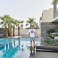 経営破綻から7年の与沢翼氏 ドバイに建てた「5億円豪邸」