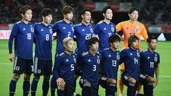 日本代表、アジアカップのメンバー発表は12日(水)に決定