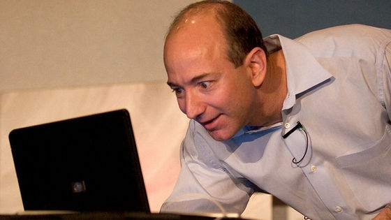 1900億円のAmazon株をジェフ・ベゾスCEOが売却「宇宙事業のため ...