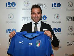 元イタリア代表FWのアレッサンドロ・デル・ピエロ氏