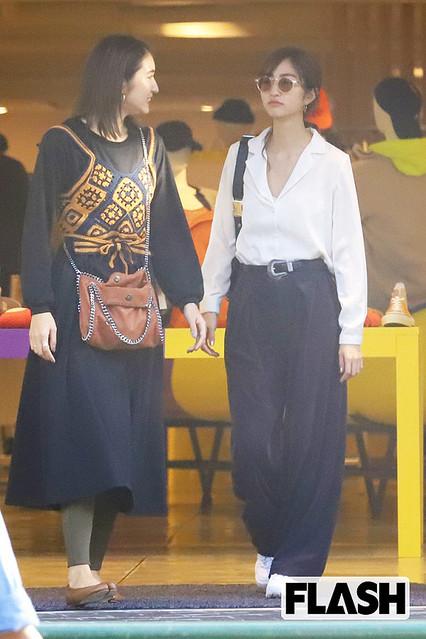 イッテQ』で活躍の堀田茜、モデル仲間との女子会を発見撮