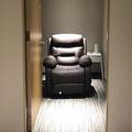 三菱地所は業務時間中に利用できる仮眠室を設置