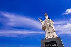 中国には「徐福東渡」という故事があり、中国泰王朝の始皇帝の時代に、徐福という人物が日本に渡って日本人の祖先となったという話が伝わっている。(イメージ写真提供:123RF)