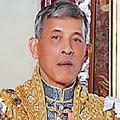 「ラーマ10世」ことワチラロンコン国王