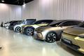 ついにEVに本腰を入れたトヨタ。2020年代前半には世界で10車種以上をラインナップする計画で、試作車をズラリ披露した