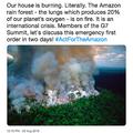 マクロン仏大統領のツイート