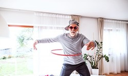 Just because you are aging doesn't mean you should feel out of energy and frail. (Halfpoint/Shutterstock)
