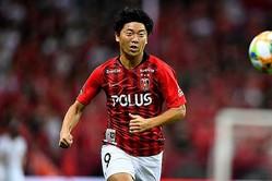 鮮烈ボレーで一矢報いた武藤。浦和がトレーニングマッチでJ2町田に敗戦を喫した。(C)URAWA REDS