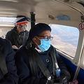 ワクチン接種が遅れているアフリカ 空飛ぶ医師たちの活躍