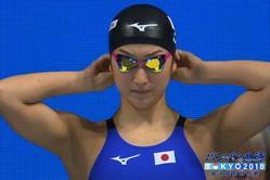 ©テレビ朝日水泳