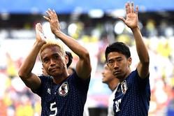 アジア勢初の快挙を手にしたサッカー日本代表【写真:Getty Images】
