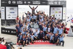 ヒュンダイのヌービル、優勝で王者オジェを逆転【WRC:ラリー・ポルトガル最終結果】