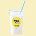 生クリームバナナジュース(445円)/生クリーム専門店 milk なんばCITY店