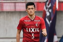 日本代表DF植田直通、ベルギー1部移籍決定! 鹿島がクラブ間合意を発表
