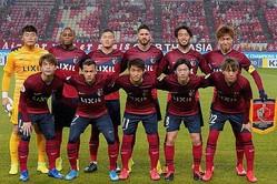 Jリーグの中断期間も精力的にトレーニングマッチを行なっていた鹿島。写真:田中研治