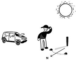 水も食べ物もない…極限状況を生き抜くための「3・3・3の法則」 砂漠でのサバイバル術