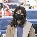 男性と横浜デートした福原愛(今年2月)