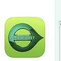 JRE POINTアプリのバーコード機能の画面イメージ
