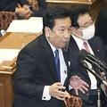 「壊れたレコードみたい」枝野幸男氏が菅首相の答弁に苦言