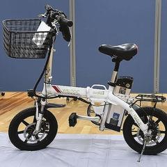ペダル付き電動自転車…