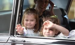 シャーロット王女の意外な好みが明らかに/写真:SPLASH/アフロ