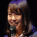 フリーアナウンサーの五戸美樹(2017年10月28日)