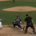 米大学野球で「9-2-5-6」のトリプルプレー発生(画像はスクリーンショットです)