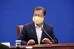 入国制限でも韓国は日本を批判した(写真/EPA=時事)