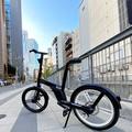 チェーンレス電動アシスト自転車!Honbike、日本初上陸
