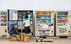 日本の自販機について、中国のSNSでは「日本の自販機は全世界を買える」というフレーズを見かける。(イメージ写真提供:123RF)