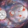時空を超えてワープ可能な「ワームホール」を見つけ出す方法 米研究