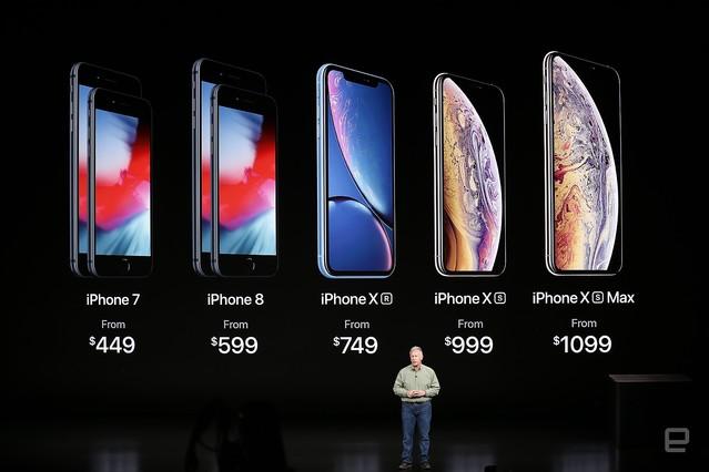 [画像] iPhone Xは販売終了、6s・SEも同様。iPhone 7と8は値下げで併売