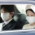 天皇誕生日に秋篠宮皇嗣夫妻を乗せた公用車でそれは起こった(時事通信フォト)