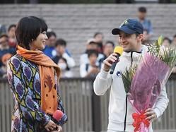 ルメール「サートゥルナーリアが1番のライバル」トークイベントでレースを振り返る