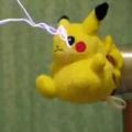 これが本当の10まんボルト?ピカチュウの電気技を再現してみた