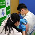 大阪救急隊員 2回目接種前に死亡