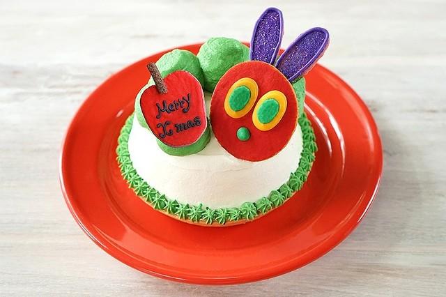 「はらぺこあおむしカフェ in 吉祥寺」新作フルーツたっぷりモンブラン&クリスマスケーキも