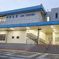 女性警官が実弾入りの拳銃や手錠を装着したベルトを置き忘れた兵庫県相生駅