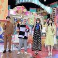 (左から)川島明、佐久間大介、鈴木砂羽、柏木由紀、岩井勇気(C)テレビ朝日