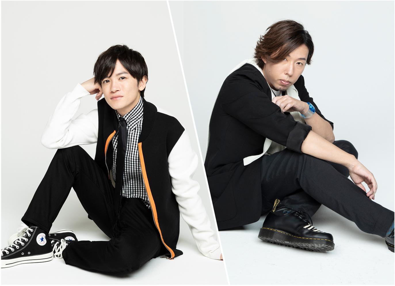 舞台俳優も声優も、ともに刺激し合う。小西成弥/日野 聡が触れた『A3!』の世界