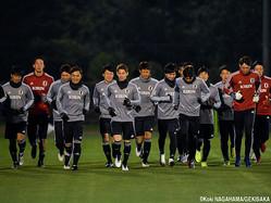 アジアカップ戦う日本代表の背番号が決定!! 森保J初招集の武藤は13番、北川は11番