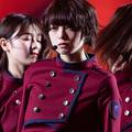 リハーサルに臨んだ、欅坂46・平手友梨奈(写真中央)